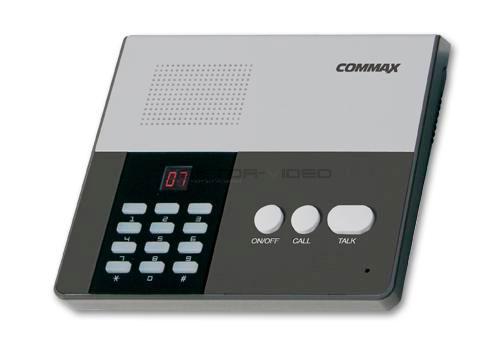 CM-810M COMMAX Пульт связи до 10 абонентов