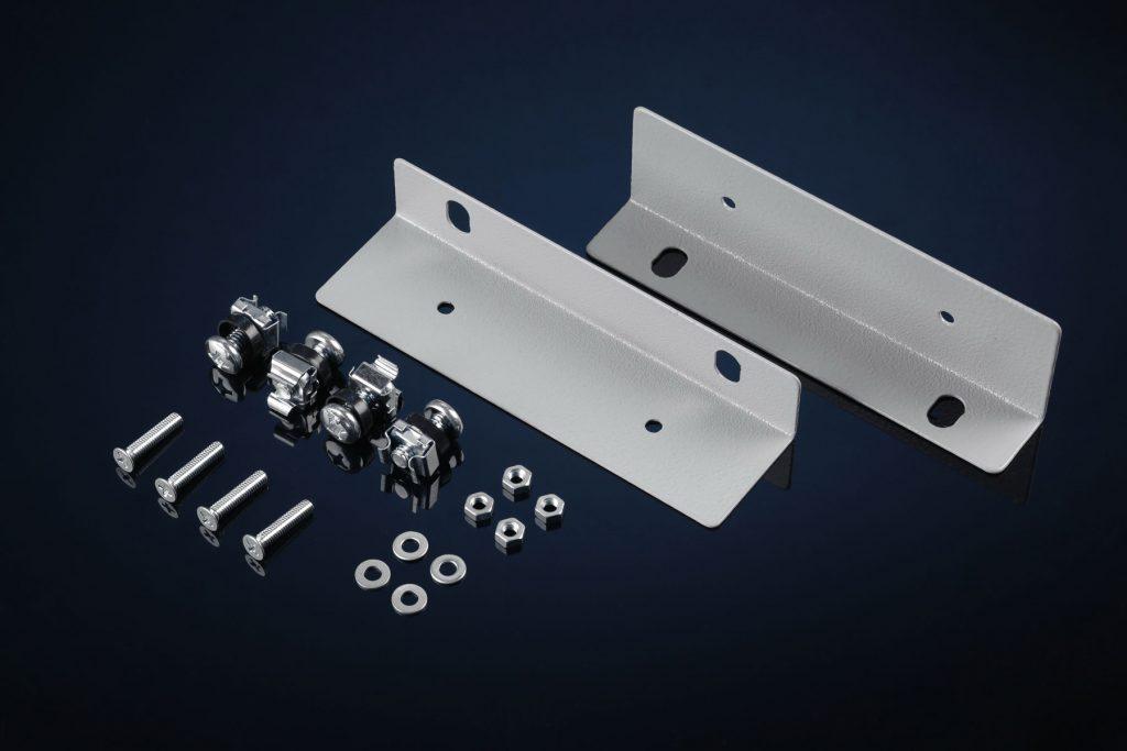 Монтажный комплект для установки АТС MP48/80 19″, МХМ500P в стойку 19″- PB19